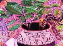 chá de ayahuasca