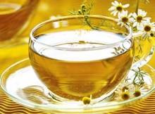 benefícios do chá amarelo