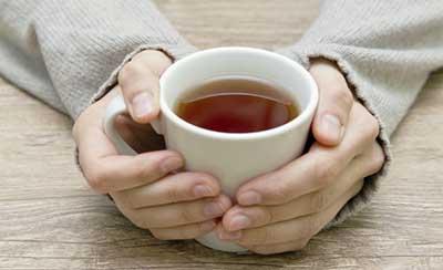 dicas de Chá para ansiedade
