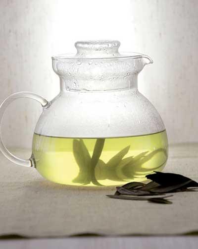 Chá de Oliveira!