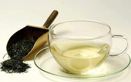 Dica de chá japonês