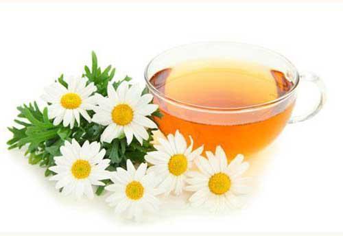 chá para dor de barriga