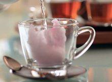 Chá de Algodão